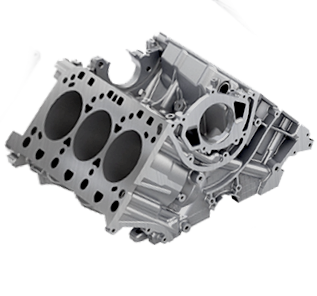 Motorblock / Engine Block