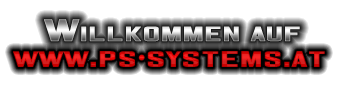 Willkommen auf www.ps-systems.at
