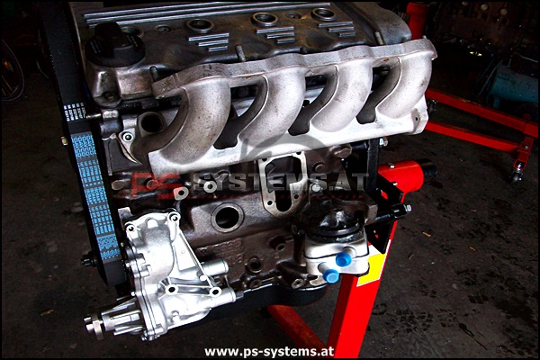 1.8 16V Long Block Motor / Engine / Rennmotor / Bergrennen / Slalom / Race