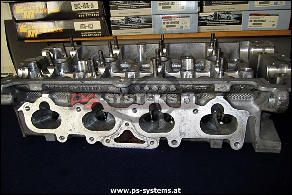 16V GTI CNC Zylinderkopf / Head ps-systems picture 5