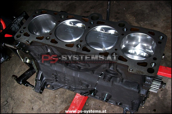 16V GTI Motorblock / Short Block picture 4 ps-systems