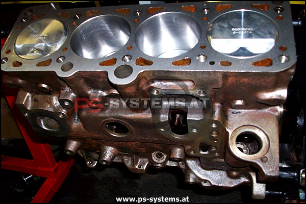 16V GTI Motorblock / Short Block picture 6 ps-systems