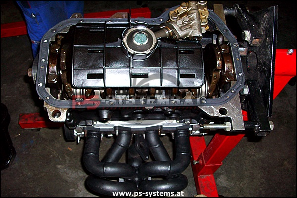 16V Turbo Motor / Engine / Long Block ps-systems picture 2