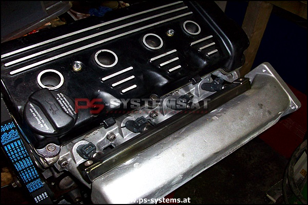 16V Turbo Motor / Engine / Long Block ps-systems picture 3