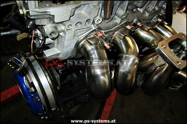 16V Turbo Motor / Engine / Long Block ps-systems picture 4