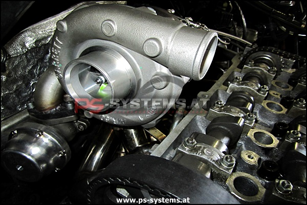 16V Turbo Motor / Engine / Long Block ps-systems picture 6