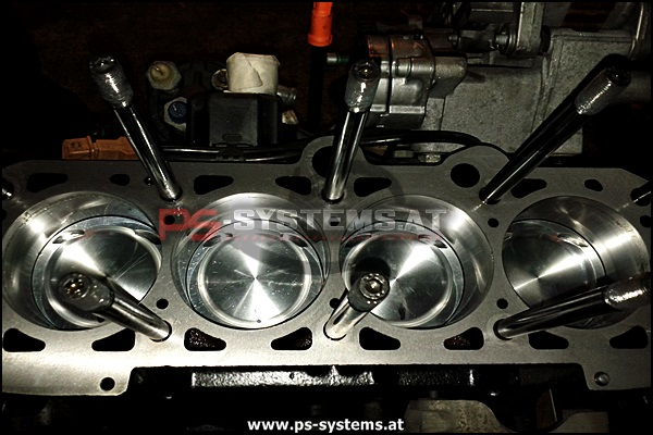 16V Turbo Motorblock / Short Block picture 6 ps-systems