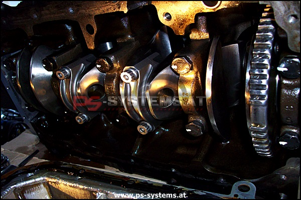 16V Turbo Motorblock / Engine / Short Block picture 9 ps-systems
