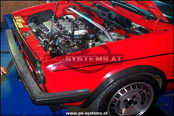 16VG60 Rennmotor / Race Engine ps-systems