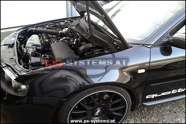 S3 ps systems 1.8 20V Turbo / 1.8T Motor / Engine / Rennmotor / Bergrennen / Slalom / Race