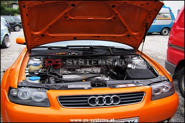 Audi A3 1.8 20V Turbo / 1.8T Upgrade TTE K04-64 Turbolader