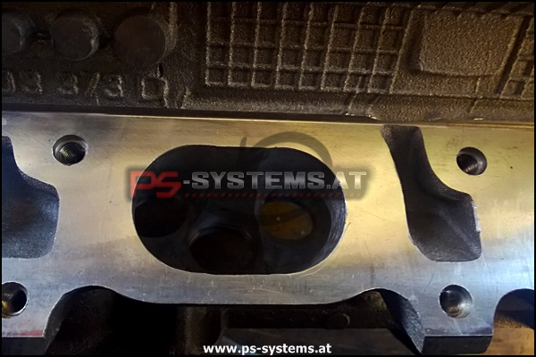 1.8 20V Turbo CNC Zylinderkopfbearbeitung / Head ps-systems
