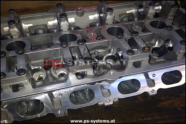 1.8 20V Turbo / 1.8T CNC Zylinderkopfbearbeitung