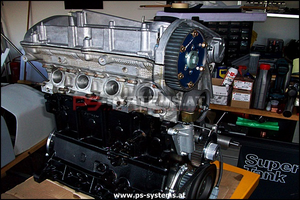 1.8 20V Turbo / 1.8T Motor / Engine / Long Block ps-systems picture