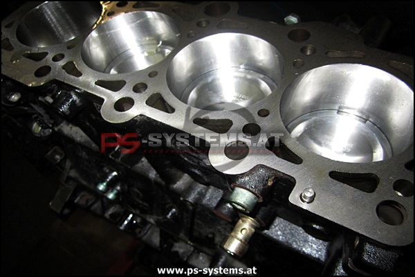 1.8 20V Turbo / 1.8T Rumpfmotor / Short Block picture ps-systems