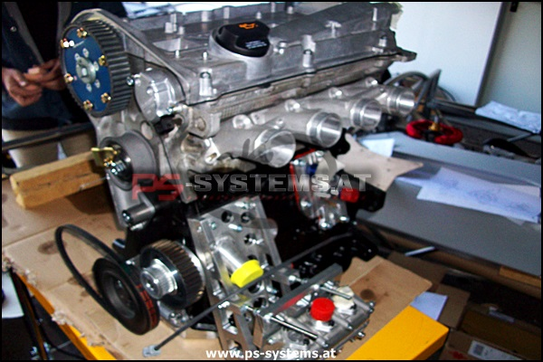 1.8 20V Turbo / 1.8T Rennmotor / Race Engine ps-systems
