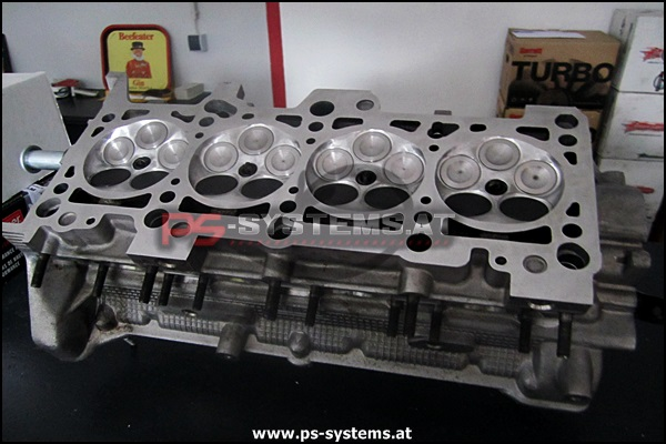 1.8 20V Turbo / 1.8T Zylinderkopfbearbeitung picture