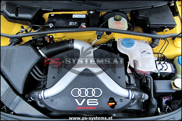 Audi S4 B5 2.7 Bi Turbo Tuning