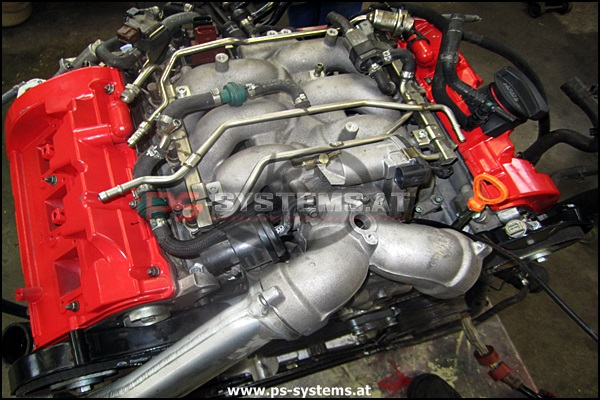 2.7 RS4 S4 Bi-Turbo Motor / Engine / Long Block ps-systems ps systems