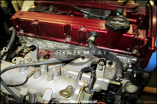 Mitsubishi EVO Motor / Engine / Long Block ps-systems picture 3