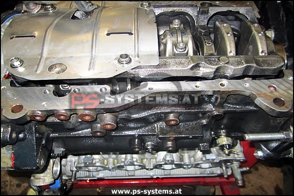 Mitsubishi EVO Motor / Engine / Long Block ps-systems picture 8