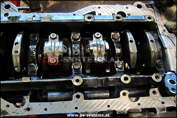 Mitsubishi EVO Motorblock / Short Block ps-systems