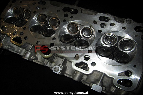 Mitsubishi EVO CNC Zylinderkopf / Head ps-systems picture