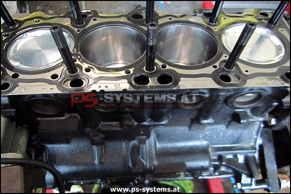 ps-systems ps systems Mitsubishi 4G63 Motorblock / Short Block