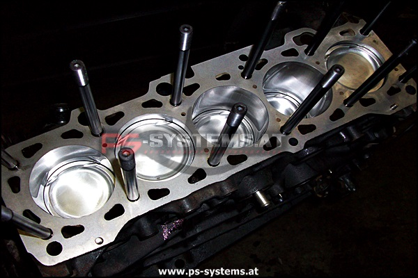 ps-systems ps systems Audi S2 / RS2 Motorblock / Short Block