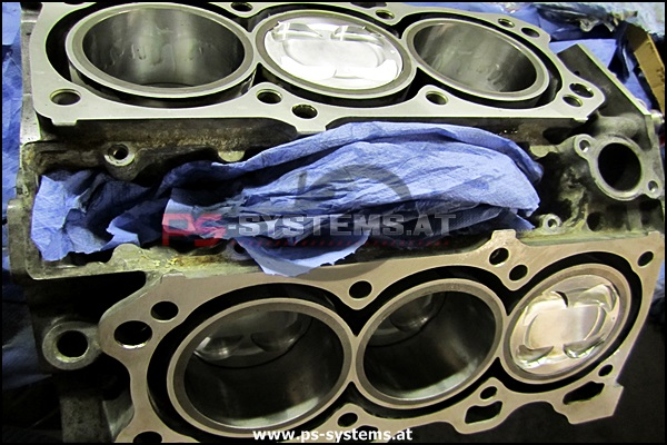 ps-systems ps systems Mazda / Ford / Motorblock / Short Block