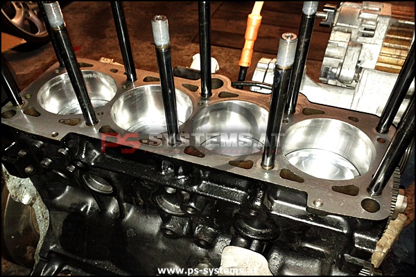 ps-systems ps systems 16V Turbo / Motorblock / Short Block