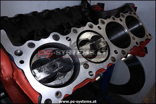 ps-systems ps systems Pontiac Firebird / Motorblock / Short Block