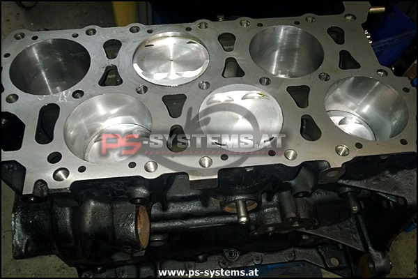 ps-systems ps systems R32 Turbo / Motorblock / Short Block