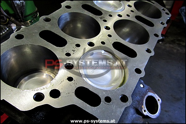 ps-systems ps systems VR6 Turbo / Motorblock / Short Block Umbau Teile Parts