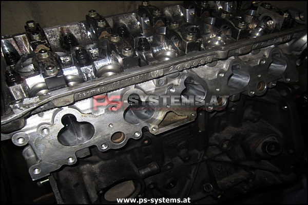 RS2 S2 20VT Motor / Engine / Long Block ps-systems picture 5