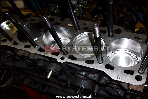 RS2 S2 20VT Motorblock / Short Block picture 3 ps-systems