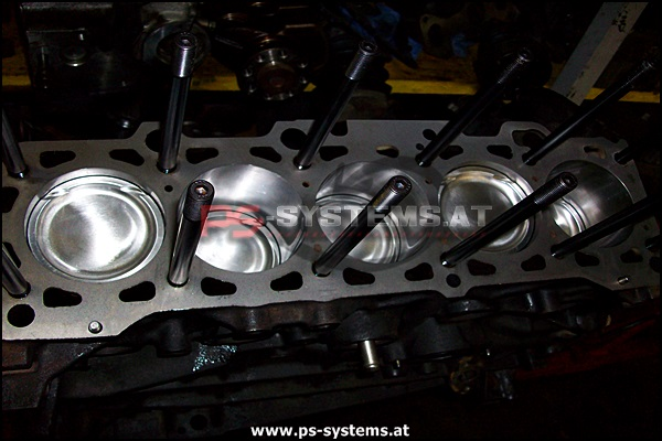 RS2 S2 20VT Motorblock / Short Block picture 4 ps-systems