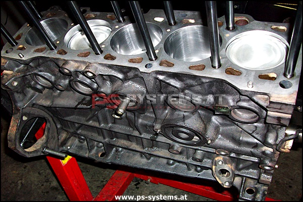 RS2 S2 20VT Motorblock / Engine / Short Block 8 ps-systems
