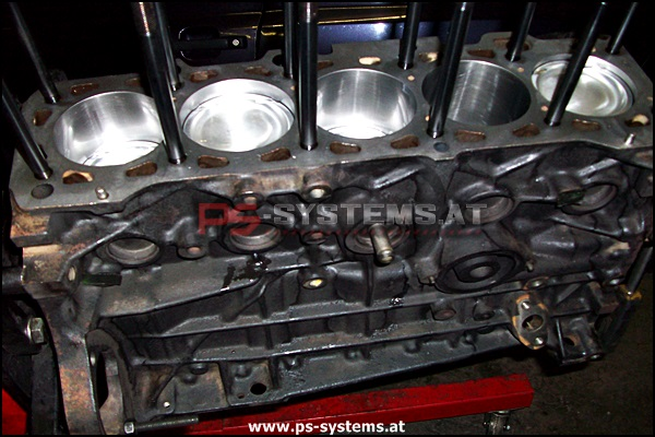 RS2 S2 20VT Motorblock / Engine / Short Block picture 9 ps-systems