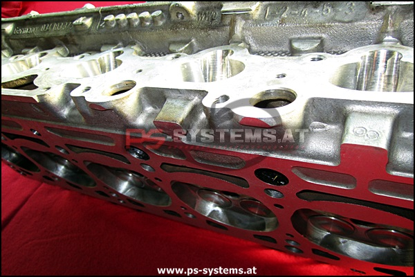 RS2 S2 20VT CNC Zylinderkopf / Head ps-systems picture 8