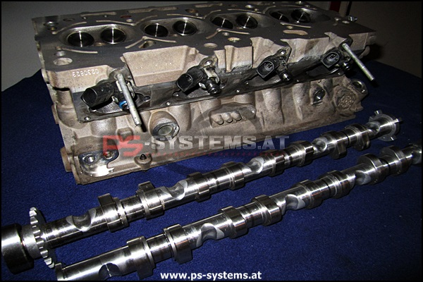 2.0 TFSI CNC Zylinderkopf / Head ps-systems picture 6