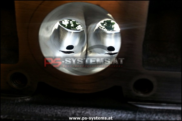 2.0 TFSI CNC Zylinderkopf / Head ps-systems picture 8