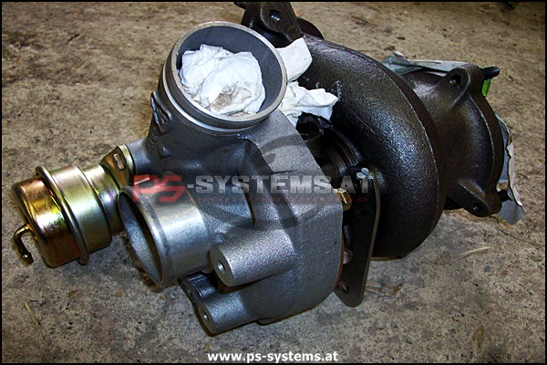 K16 Upgradeturbo / Turboupgrade / Tuning / Turbolader Upgrade