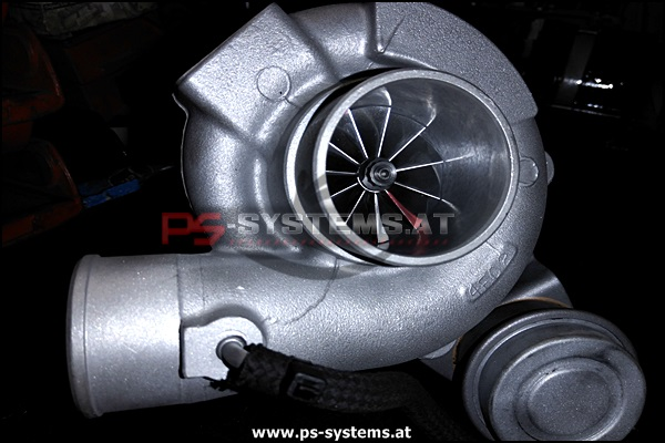 Upgrade Turbolader / Turbocharger / Rebuild / Tuning