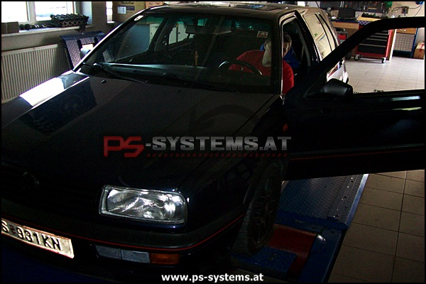 Golf 3 VR6 3.0 ABT Tuning Motor / Engine
