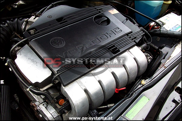 Corrado 3 VR6 2.9 Long Block Motor / Engine
