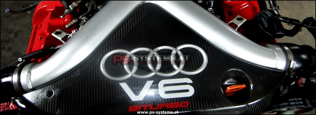 Audi S4 RS4 2.7 Bi-Turbo 30VT