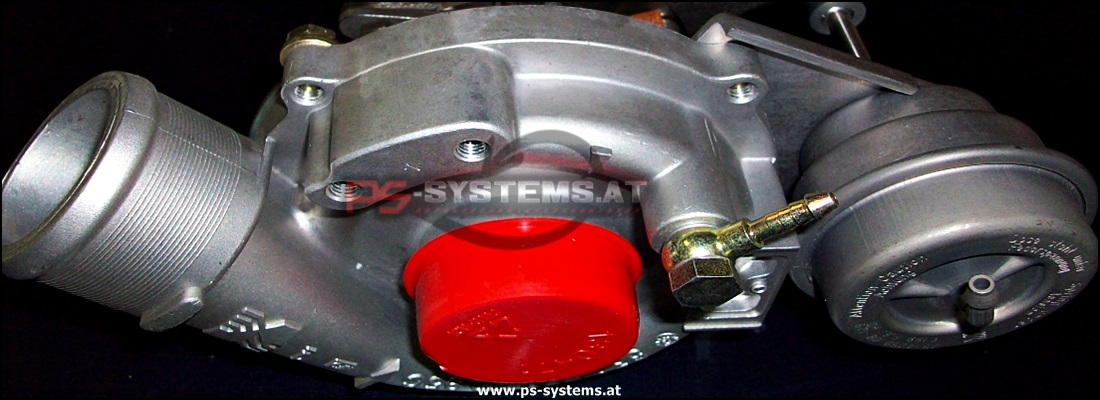 Upgradeturbo / Turboupgrade / Tuningturbolader