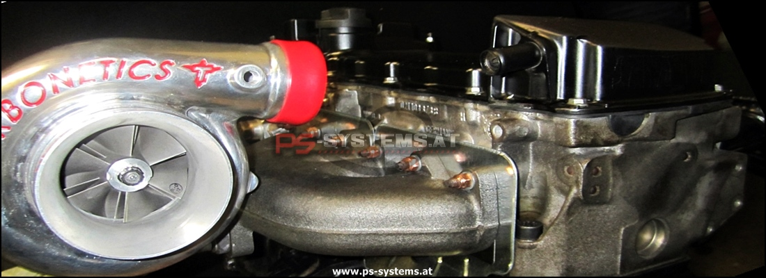 VR6 Turbo Motor Engine