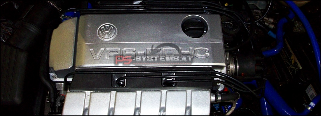 VR6 Original Motor Engine Classic